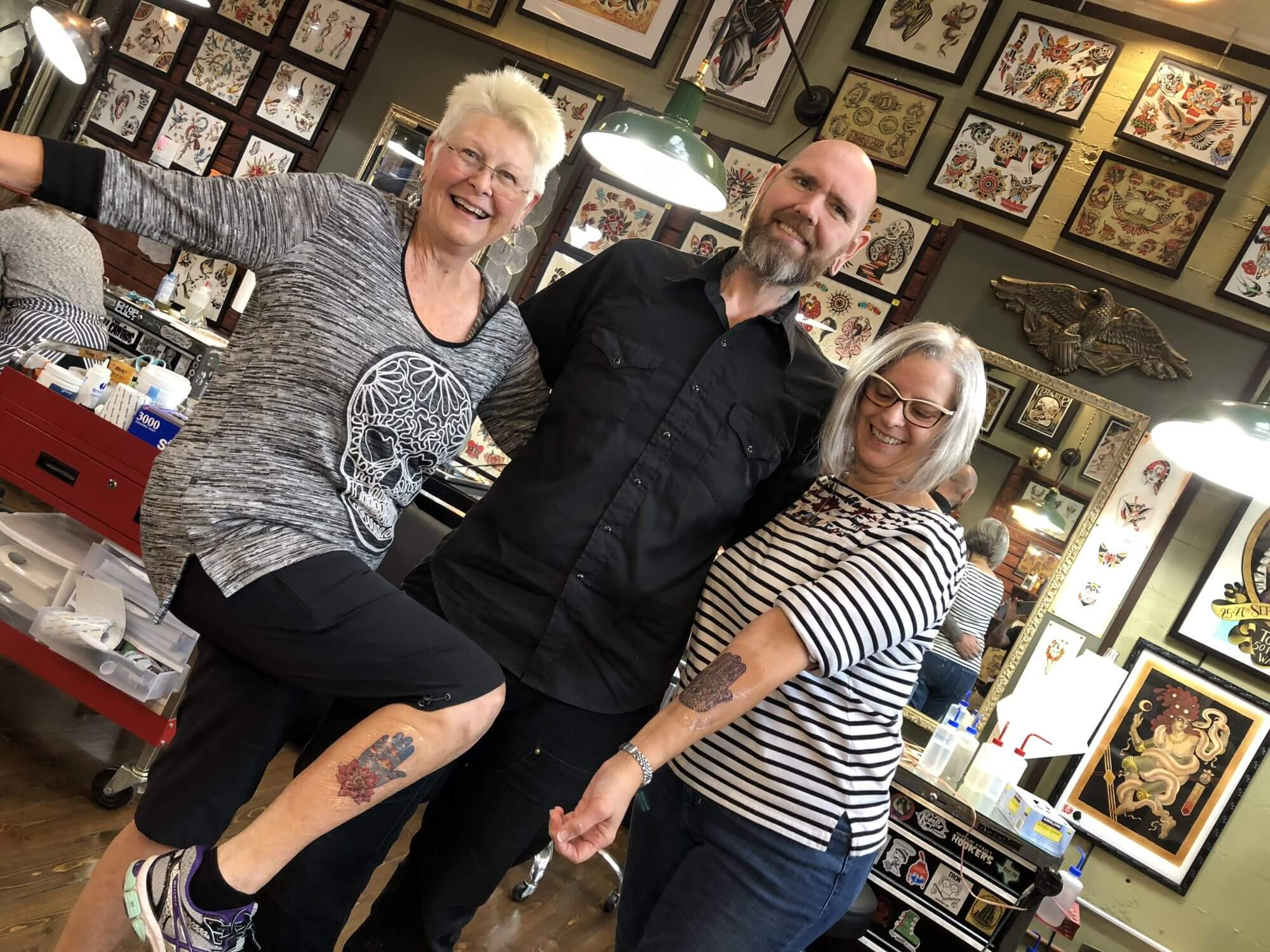 The Impetus That Started It All – Vegan Tattoo