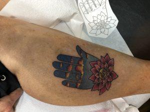 Kris' Tattoo