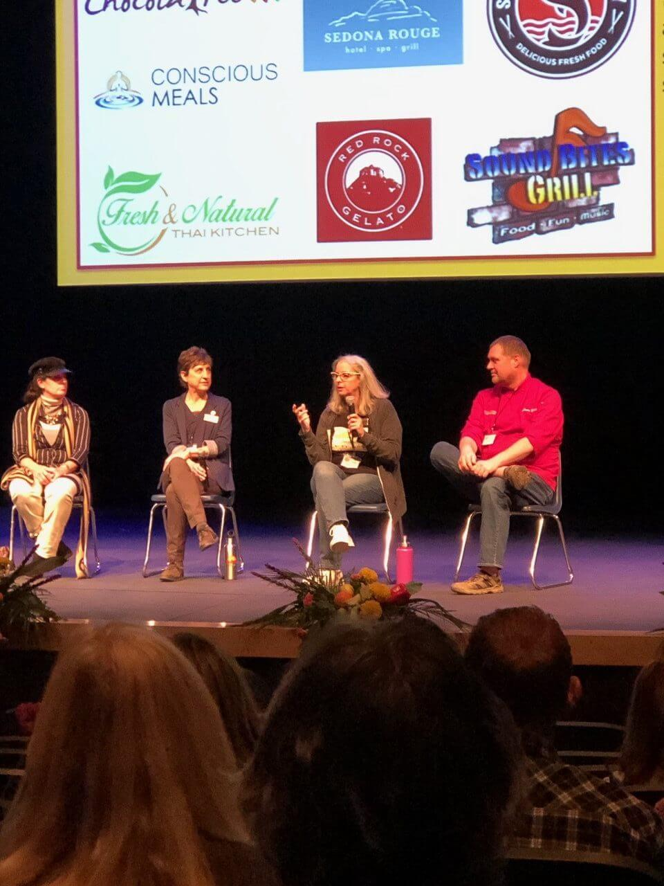 Ask The chef Panel