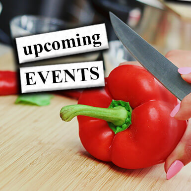 Upcoming Events with Veganification®